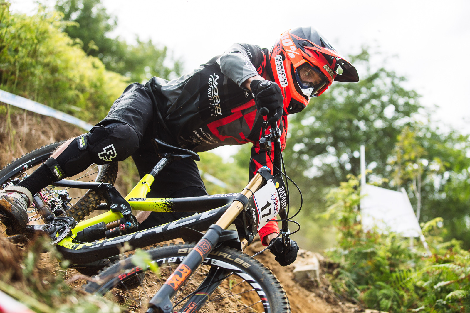 Harry Heath - 2015 British National Champs Downhill - 2015 British National Champs Downhill Photos - Mountain Biking Pictures - Vital MTB