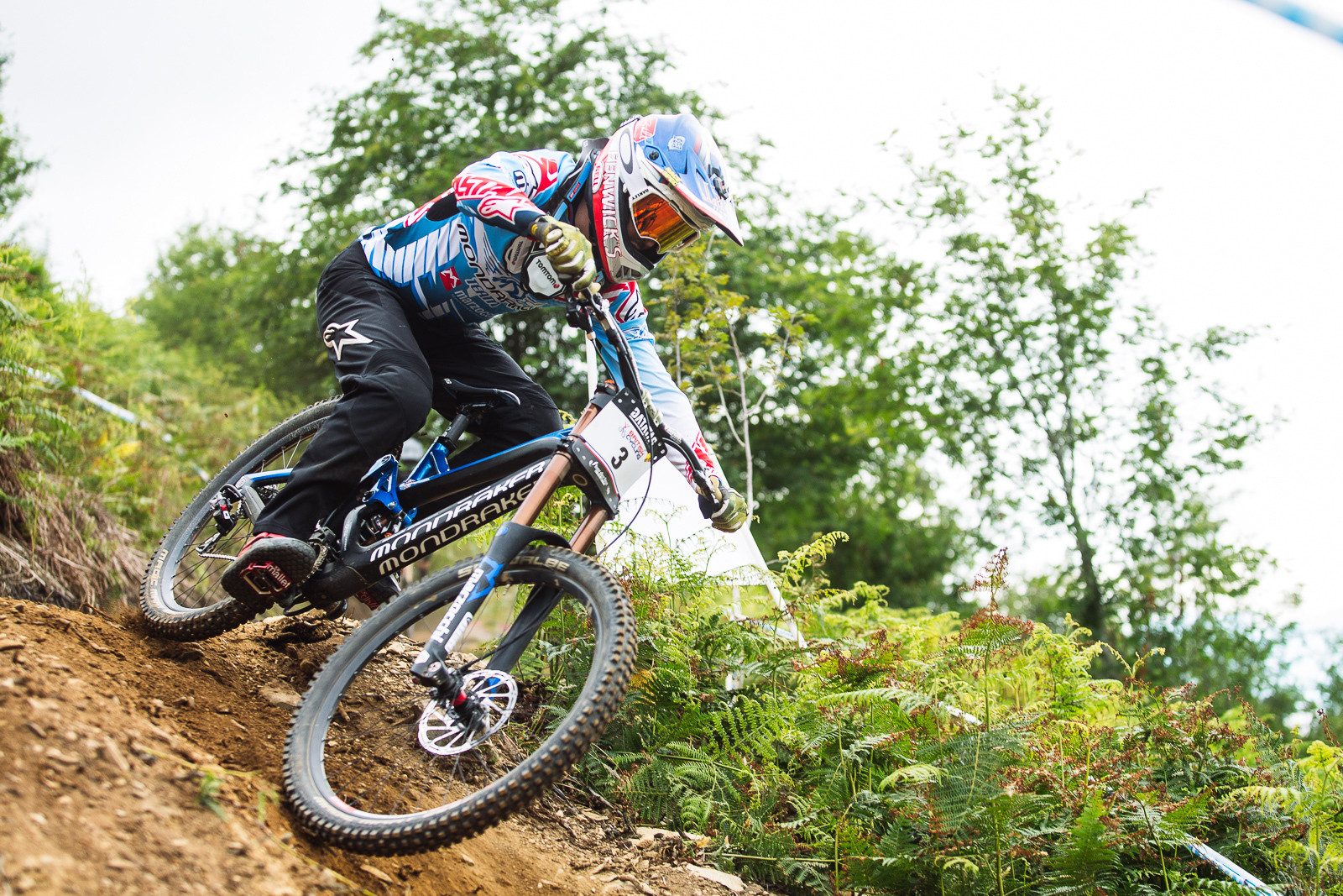 Danny Hart, 1st Place - 2015 British National Champs Downhill - 2015 British National Champs Downhill Photos - Mountain Biking Pictures - Vital MTB