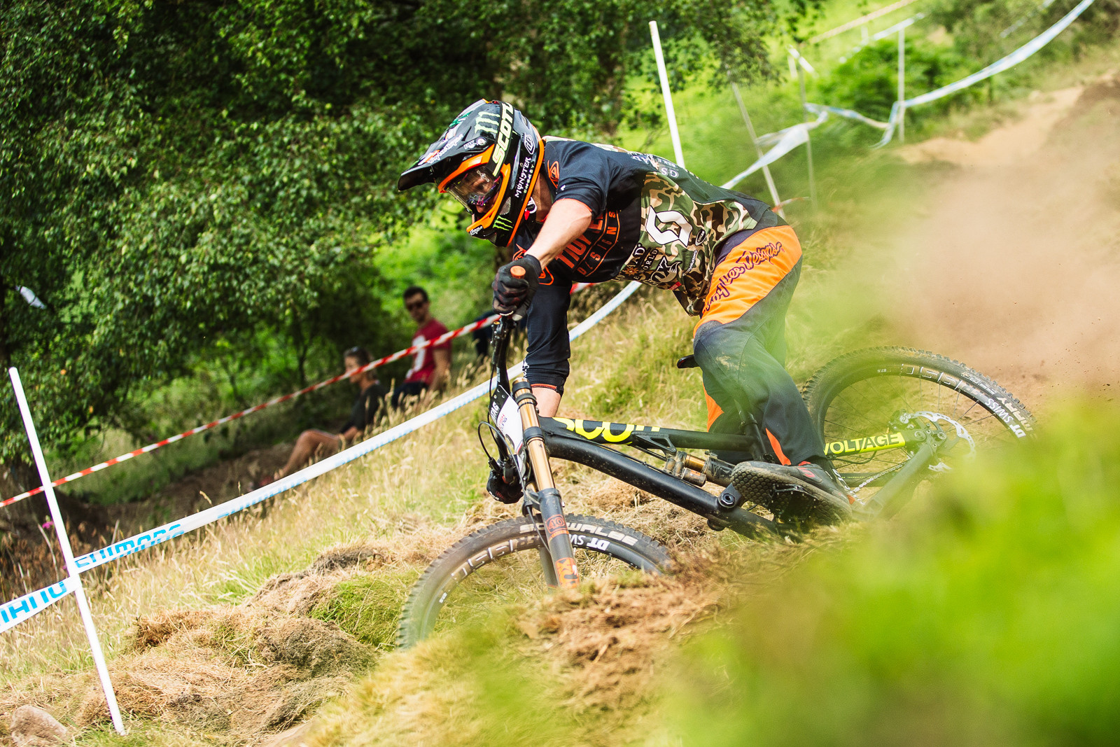 Brendan Fairclough - 2015 British National Champs Downhill - 2015 British National Champs Downhill Photos - Mountain Biking Pictures - Vital MTB