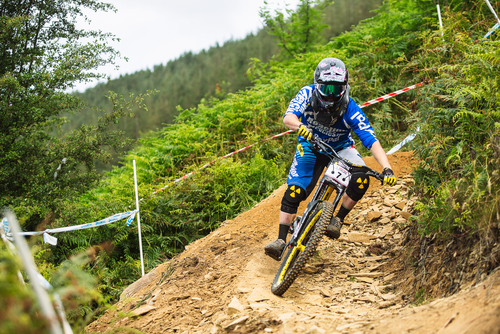 Joe Smith - 2015 British National Champs Downhill - 2015 British National Champs Downhill Photos - Mountain Biking Pictures - Vital MTB