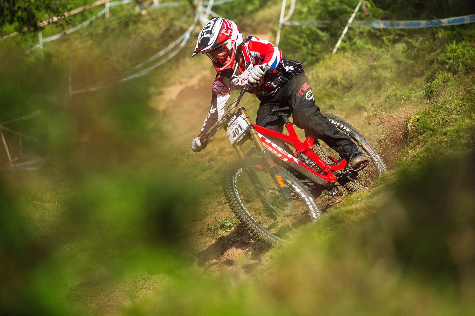 Laurie Greenland - 2015 British National Champs Downhill - 2015 British National Champs Downhill Photos - Mountain Biking Pictures - Vital MTB