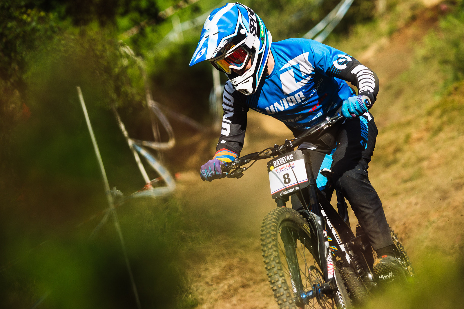 Ruaridh Cunningham - 2015 British National Champs Downhill - 2015 British National Champs Downhill Photos - Mountain Biking Pictures - Vital MTB