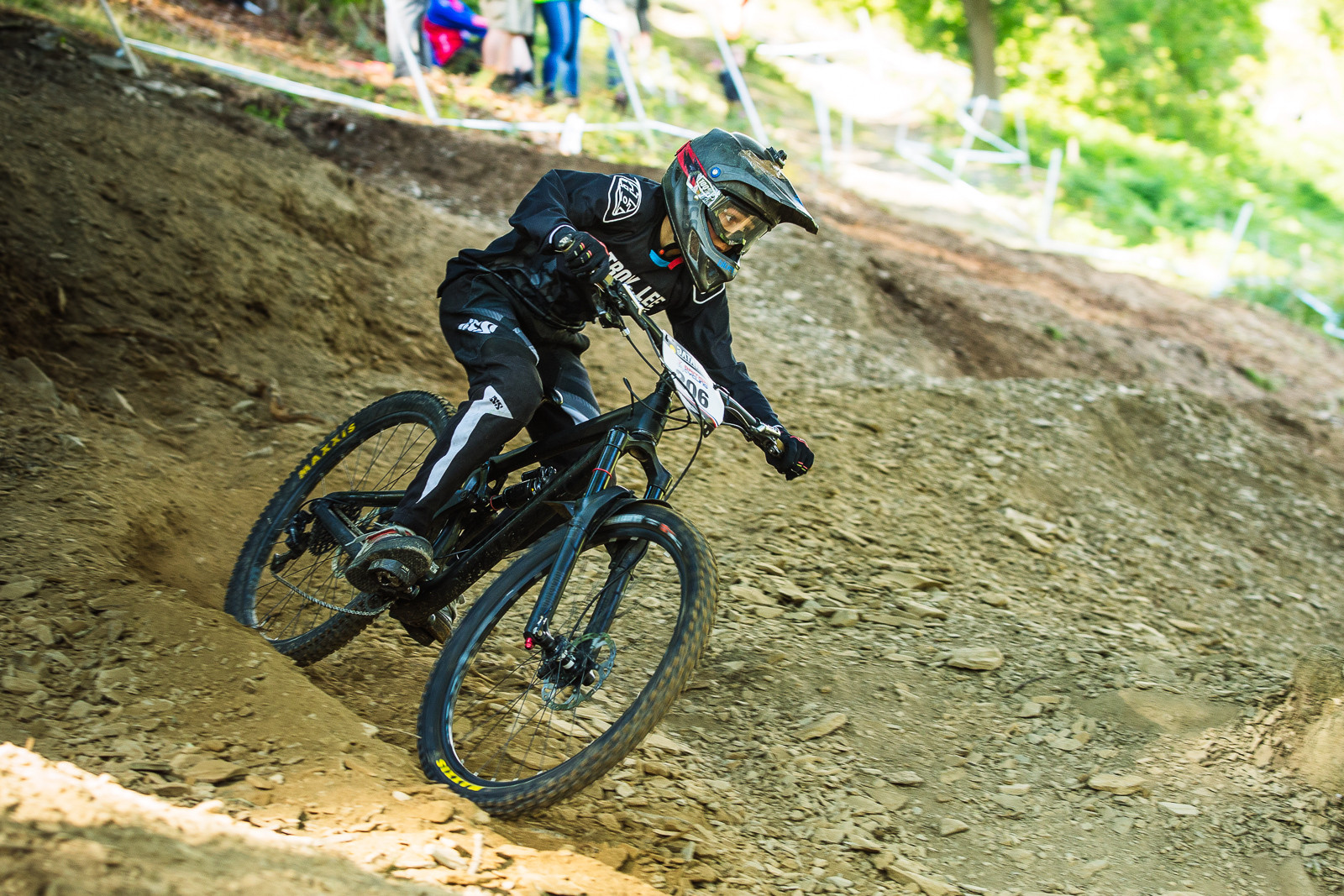 Sam Cofano - 2015 British National Champs Downhill - 2015 British National Champs Downhill Photos - Mountain Biking Pictures - Vital MTB