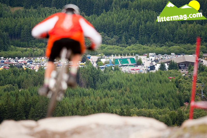 Venue of venues - 2009 UCI World Cup Fort William - Day 3 - Mountain Biking Pictures - Vital MTB