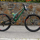 Troy Brosnan's World Champs Specialized Demo