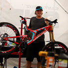 Josh Bryceland's Santa Cruz Syndicate V10cc World Champs Bike