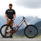 Aaron Gwin's World Champs Specialized Demo