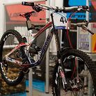 Lapierre World Champs Bikes for Loic Bruni and Loris Vergier