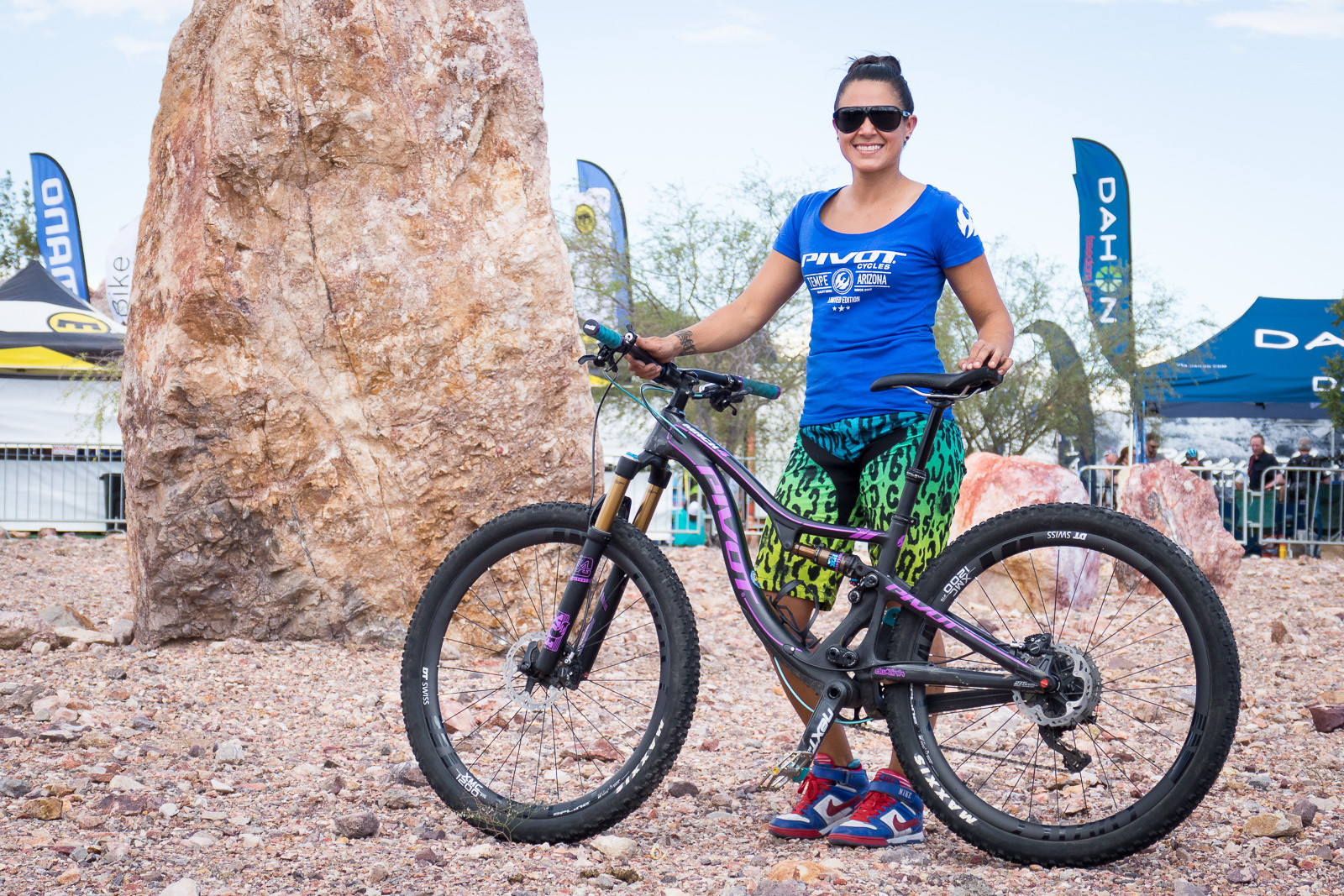 Pivot Cycles for All Sizes - 2016 Women's Bikes and Gear at Interbike - Mountain Biking Pictures - Vital MTB