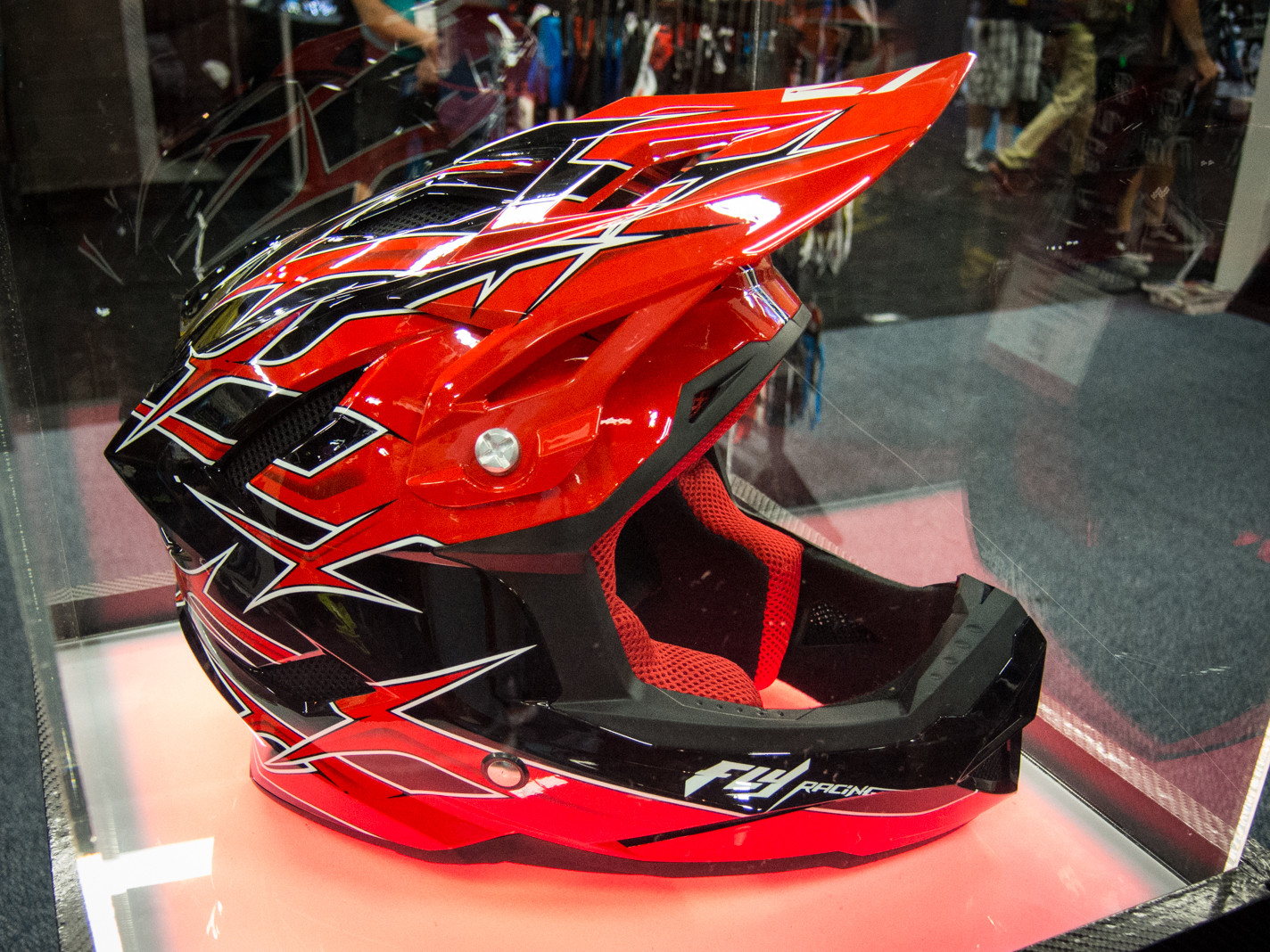 Shaun Palmer Edition Fly Racing Freestone and Default Helmets - 2016 Protective Gear and Apparel at Interbike - Mountain Biking Pictures - Vital MTB