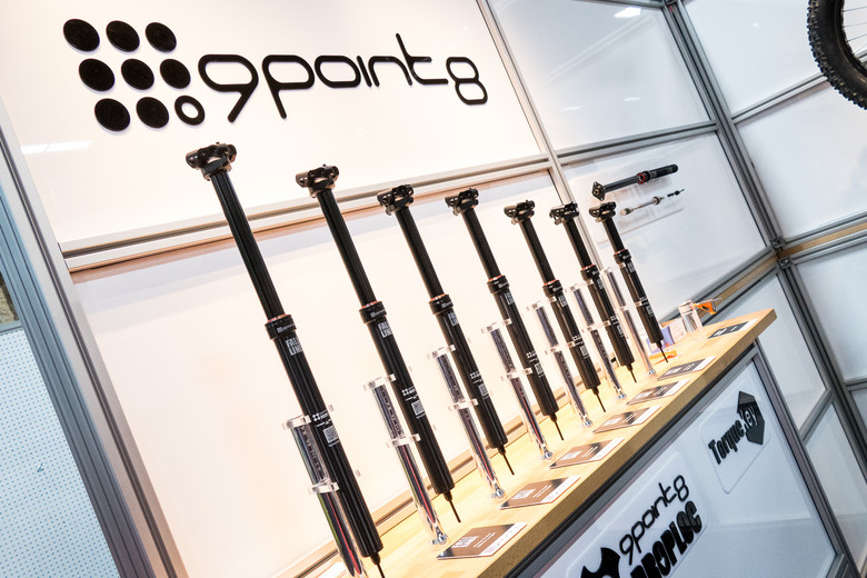 9Point8 Fall Line Dropper Posts