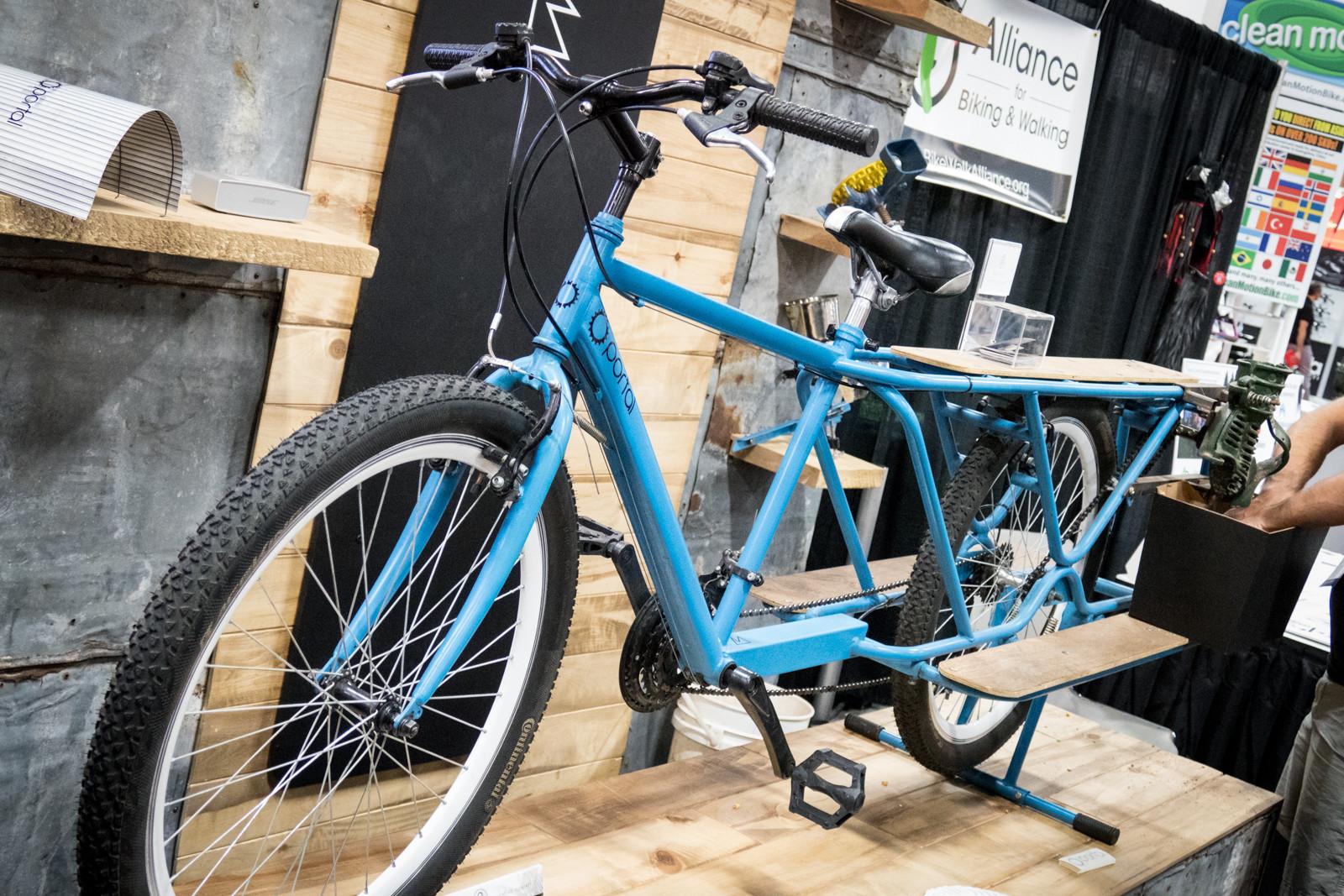 Portal Bikes - 2016 Trail and Enduro Bikes at Interbike - Mountain Biking Pictures - Vital MTB