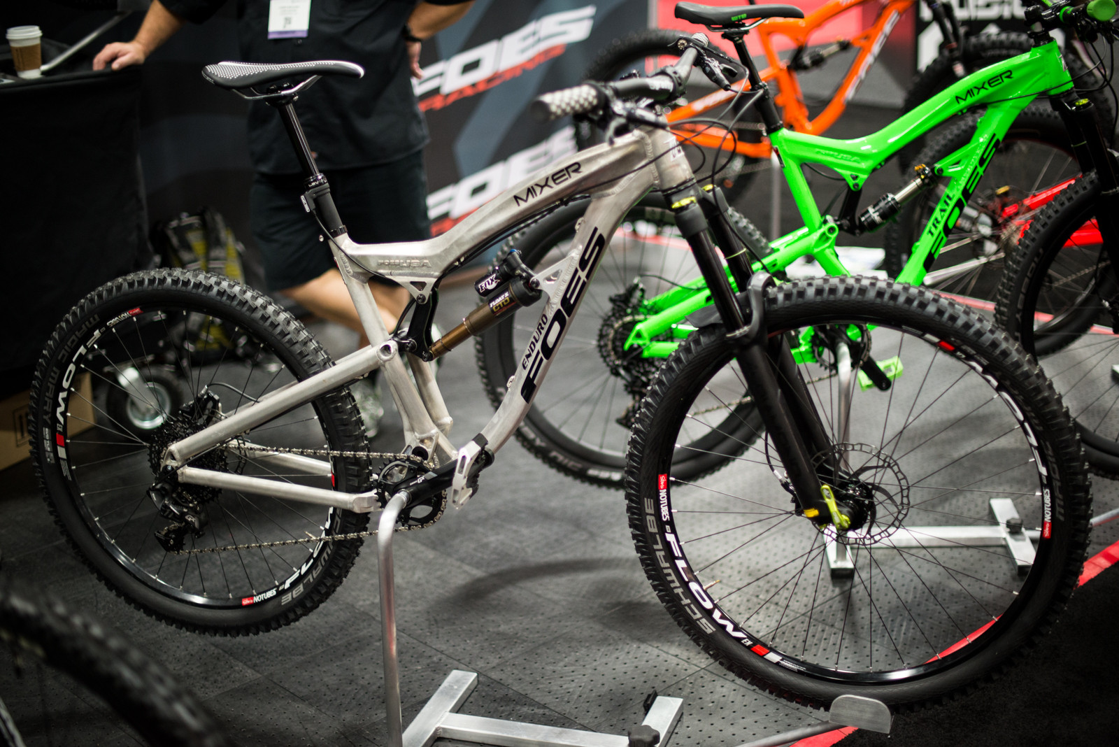 2016 Foes Mixer Trail & Enduro - 2016 Trail and Enduro Bikes at Interbike - Mountain Biking Pictures - Vital MTB