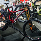 2016 Downhill Bikes at Interbike