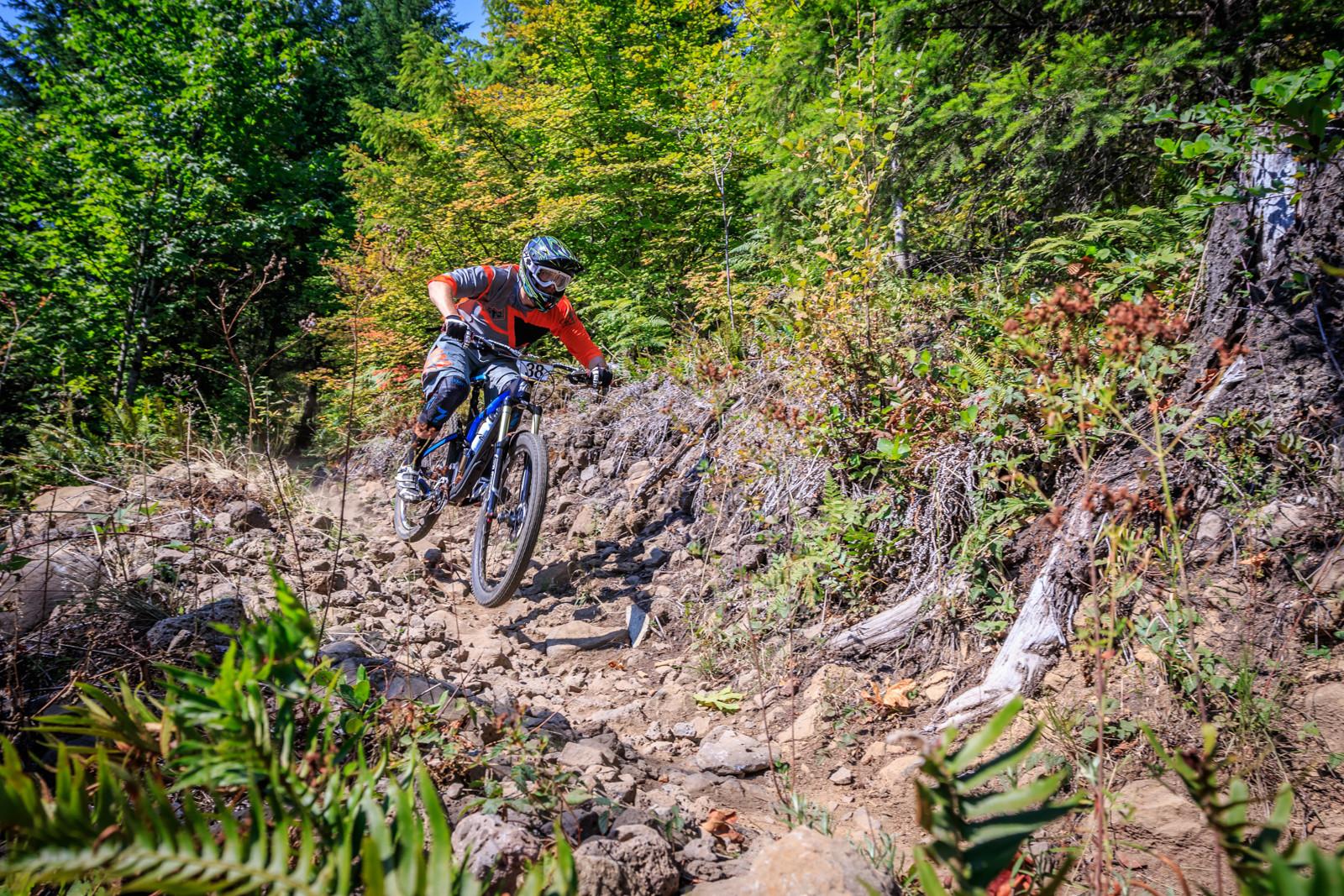 Oregon Enduro Rock Garden - 2015 Oregon Enduro Series Finals Mt. Hood - Mountain Biking Pictures - Vital MTB
