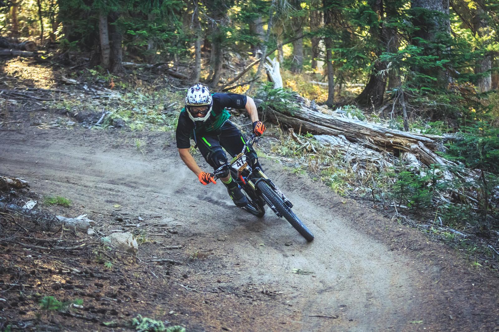 Mike Lee - 2015 Oregon Enduro Series Finals Mt. Hood - Mountain Biking Pictures - Vital MTB