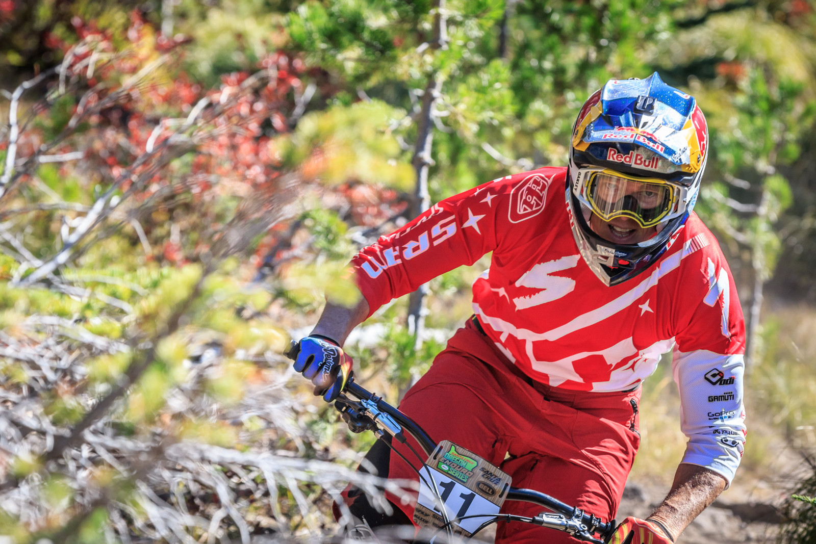Curtis Keene - 2015 Oregon Enduro Series Finals Mt. Hood - Mountain Biking Pictures - Vital MTB