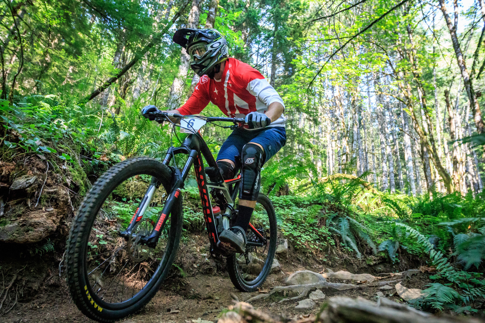 Brian Merritt - 2015 Oregon Enduro Series Finals Mt. Hood - Mountain Biking Pictures - Vital MTB