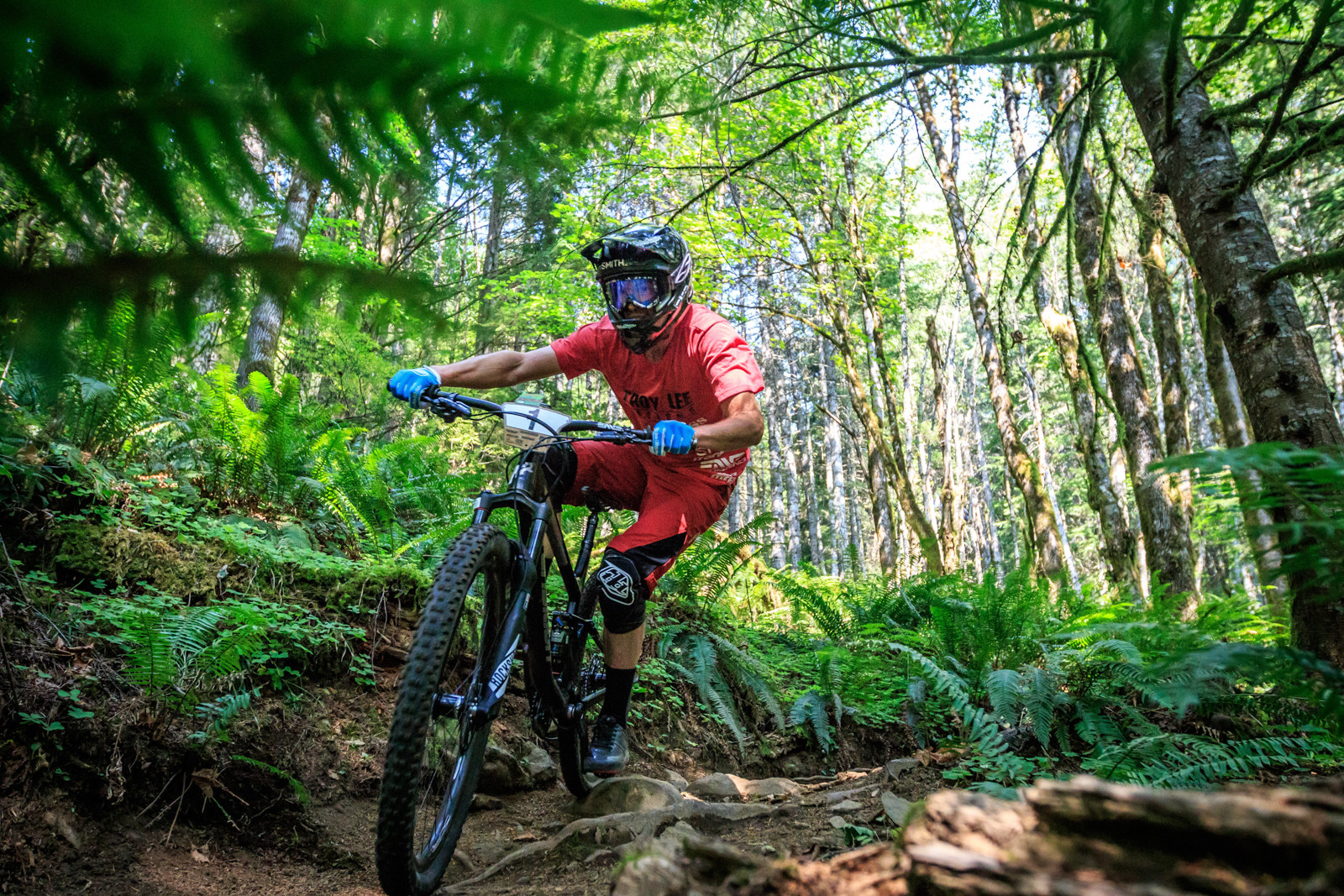 Oregon Enduro Series Finals - Alex McGuinnis Taking the Win - 2015 Oregon Enduro Series Finals Mt. Hood - Mountain Biking Pictures - Vital MTB