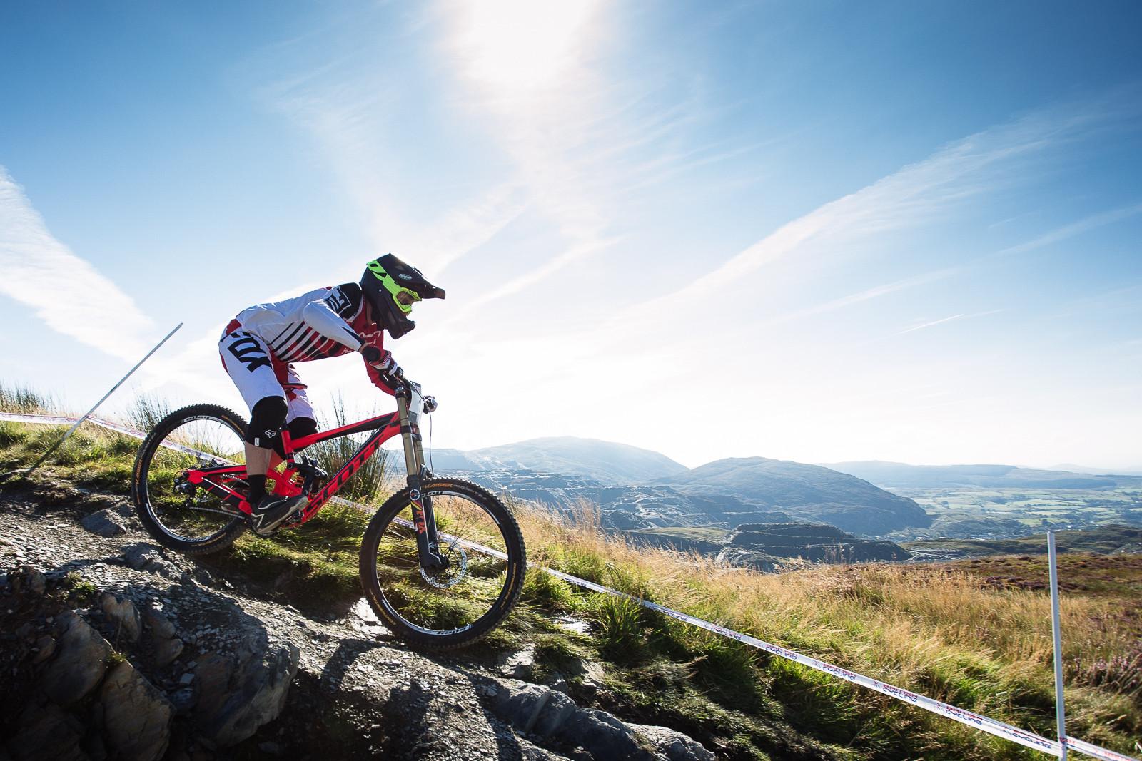 Marc Beaumont - 2015 British Downhill Series Finals - Mountain Biking Pictures - Vital MTB