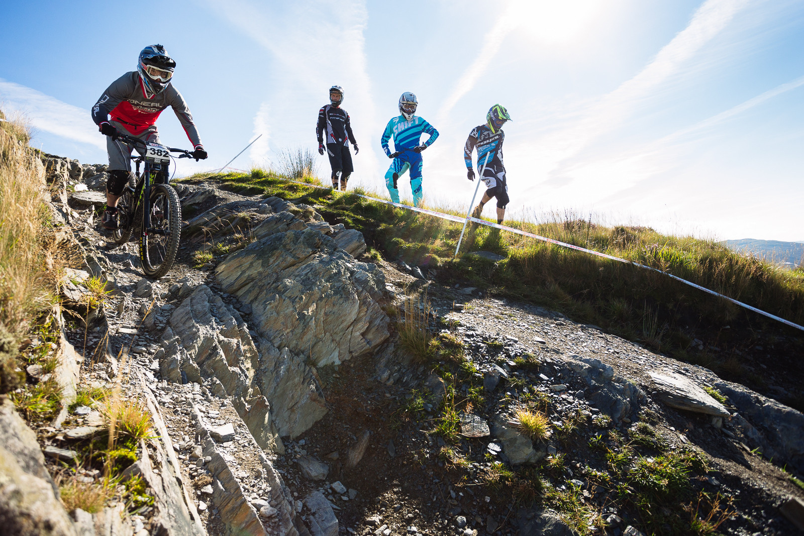 2015 British Downhill Series Finals, Antur Stiniog - 2015 British Downhill Series Finals - Mountain Biking Pictures - Vital MTB
