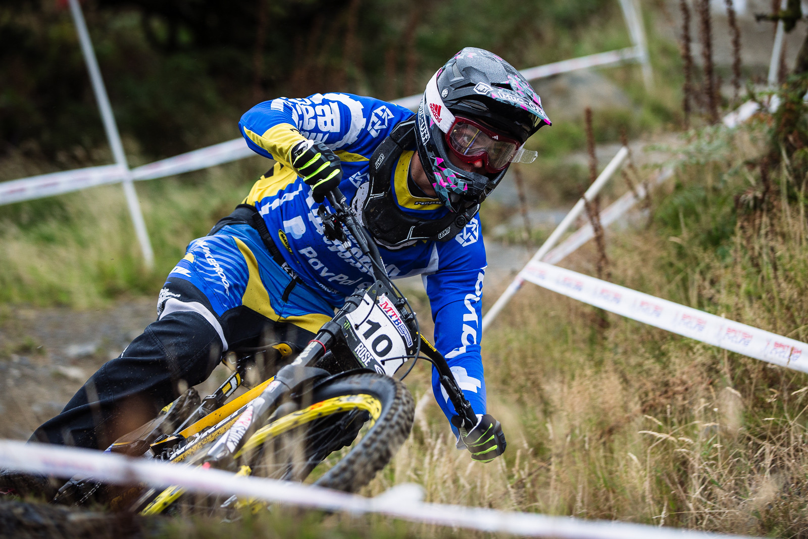 Mike Jones, 2015 British Downhill Series Finals, Antur Stiniog - 2015 British Downhill Series Finals - Mountain Biking Pictures - Vital MTB
