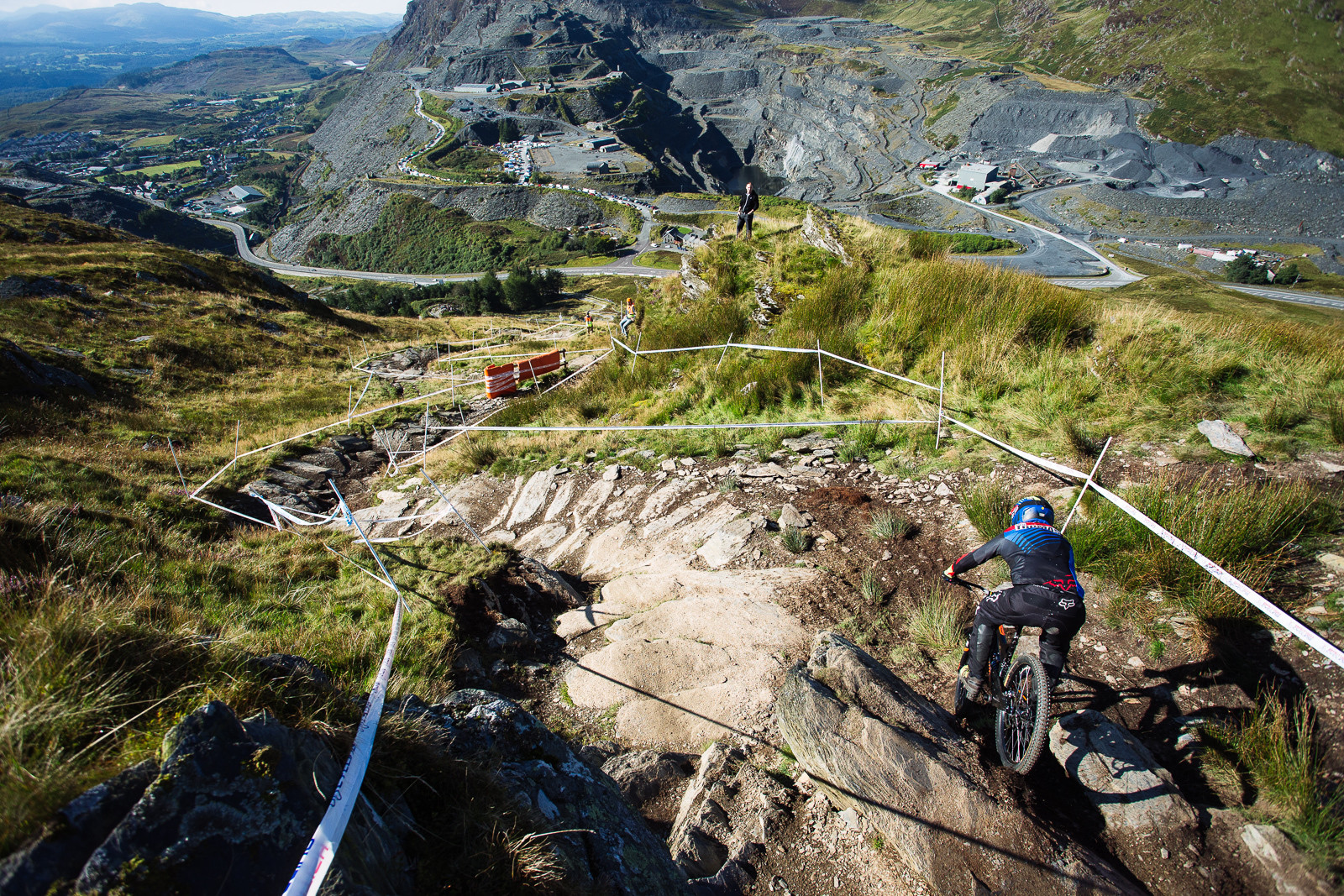 Rich Thomas, 2015 British Downhill Series Finals, Antur Stiniog - 2015 British Downhill Series Finals - Mountain Biking Pictures - Vital MTB