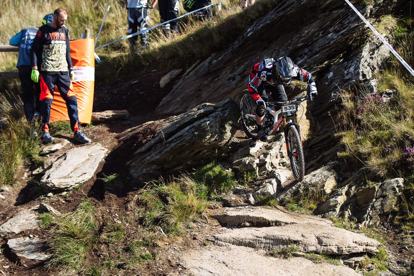 Benjamin Garrard, 2015 British Downhill Series Finals, Antur Stiniog - 2015 British Downhill Series Finals - Mountain Biking Pictures - Vital MTB