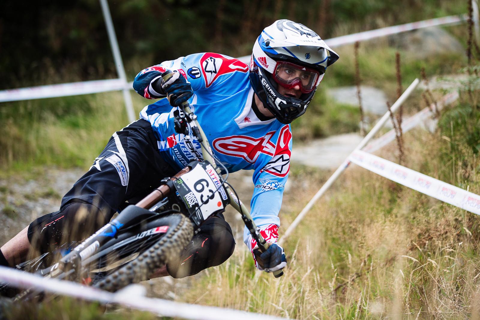 Innes Graham, 2015 British Downhill Series Finals, Antur Stiniog - 2015 British Downhill Series Finals - Mountain Biking Pictures - Vital MTB
