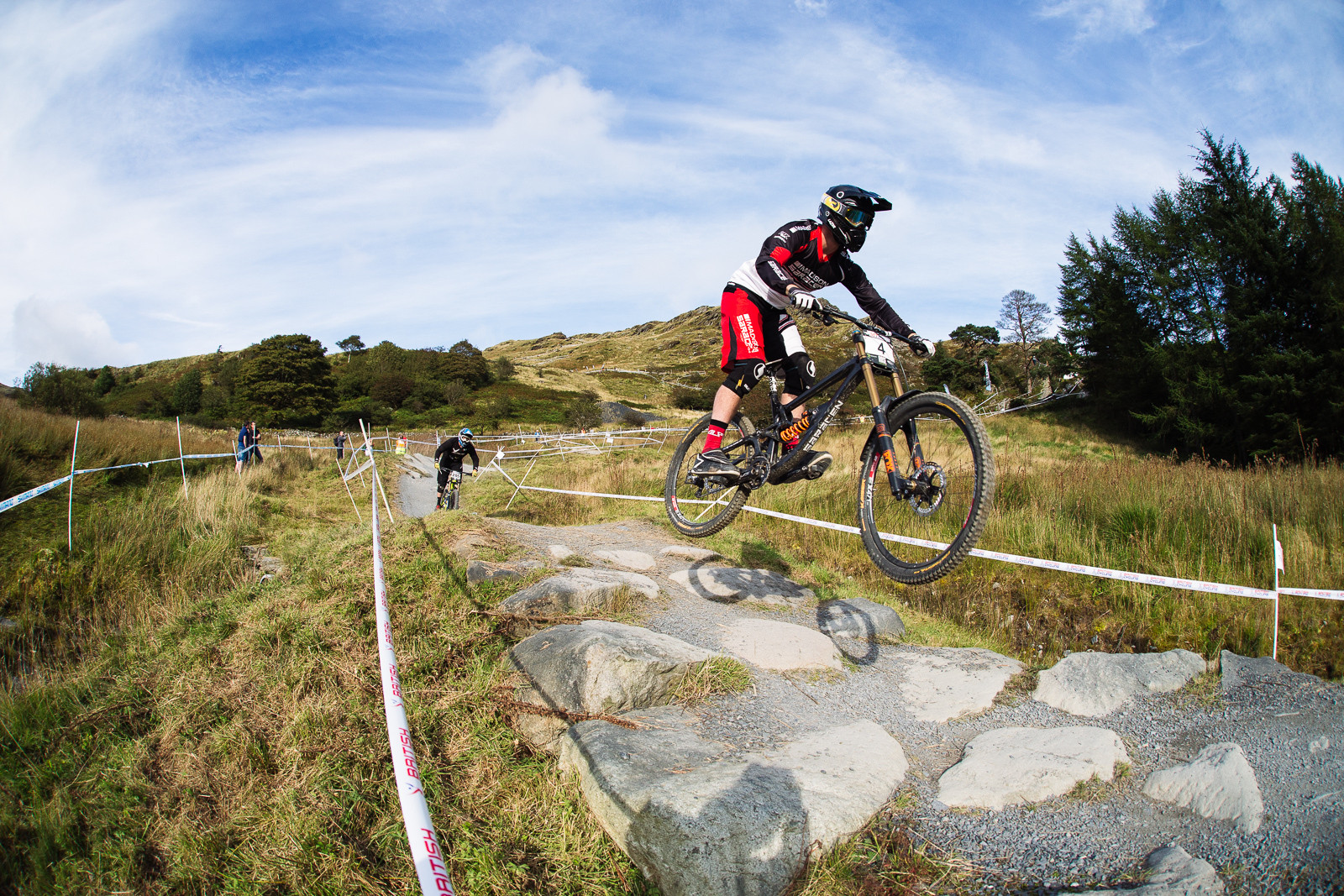 Matt Simmonds - 2015 British Downhill Series Finals - Mountain Biking Pictures - Vital MTB