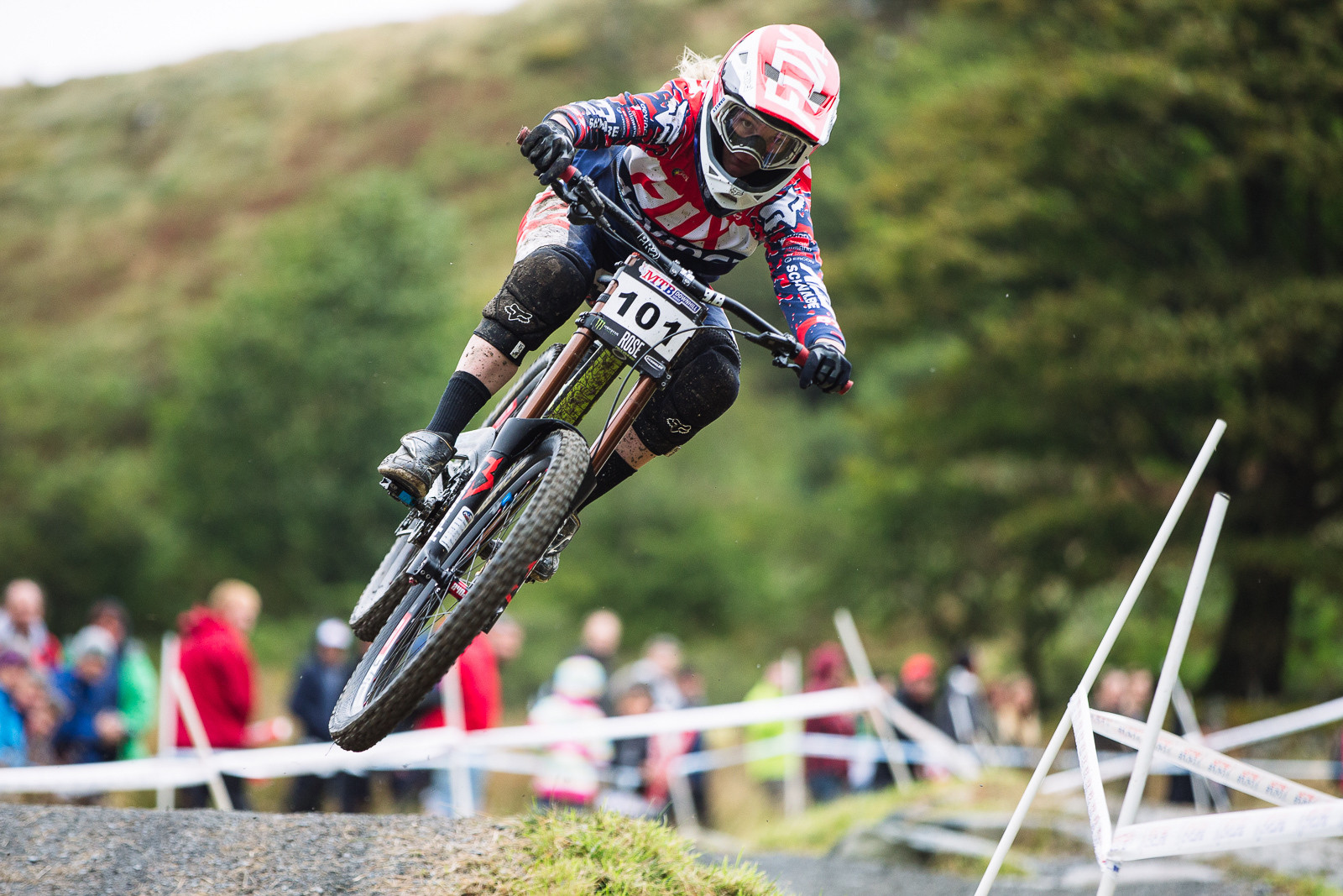 Tahnee Seagrave, 2015 British Downhill Series Finals, Antur Stiniog - 2015 British Downhill Series Finals - Mountain Biking Pictures - Vital MTB