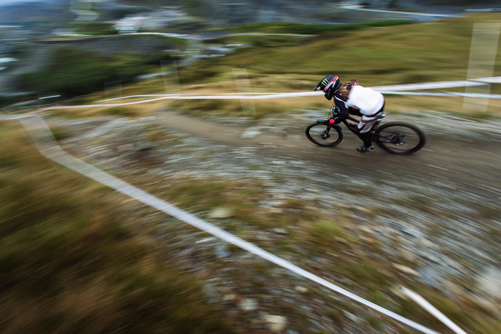 Manon Carpenter, Women's Winner, 2015 British Downhill Series Finals, Antur Stiniog - 2015 British Downhill Series Finals - Mountain Biking Pictures - Vital MTB