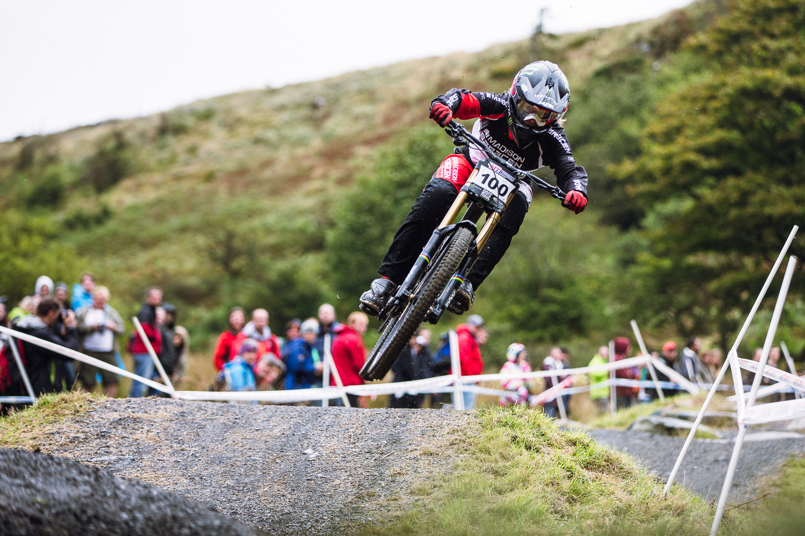 Madison Saracen Success at the 2015 BDS - 2015 British Downhill Series Finals - Mountain Biking Pictures - Vital MTB