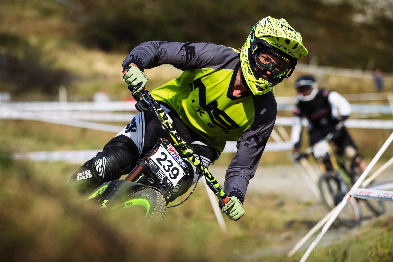 Will Weston, 2015 British Downhill Series Finals, Antur Stiniog - 2015 British Downhill Series Finals - Mountain Biking Pictures - Vital MTB