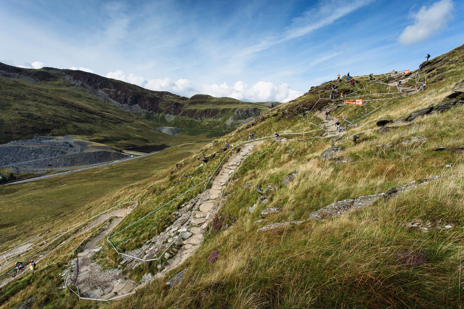 2015 British Downhill Series Finals, Antur Stiniog - 2015 British Downhill Series Finals - Mountain Biking Pictures - Vital MTB