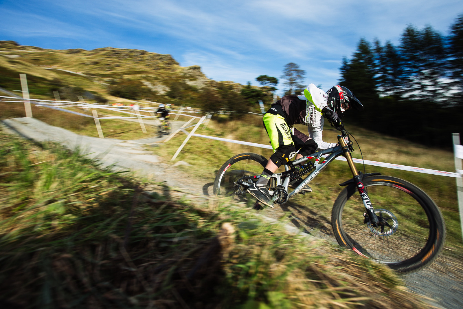 Matt Walker, Youth Winner, 2015 British Downhill Series Finals, Antur Stiniog - 2015 British Downhill Series Finals - Mountain Biking Pictures - Vital MTB