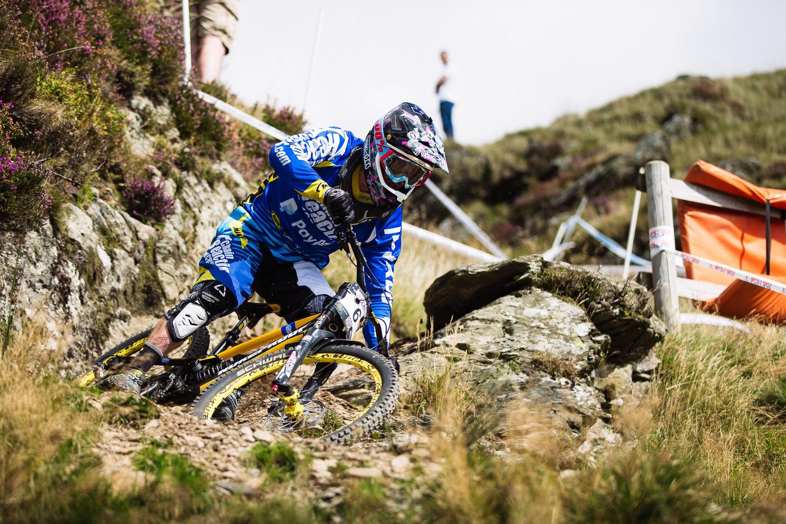 Joe Smith, 2015 British Downhill Series Finals, Antur Stiniog - 2015 British Downhill Series Finals - Mountain Biking Pictures - Vital MTB