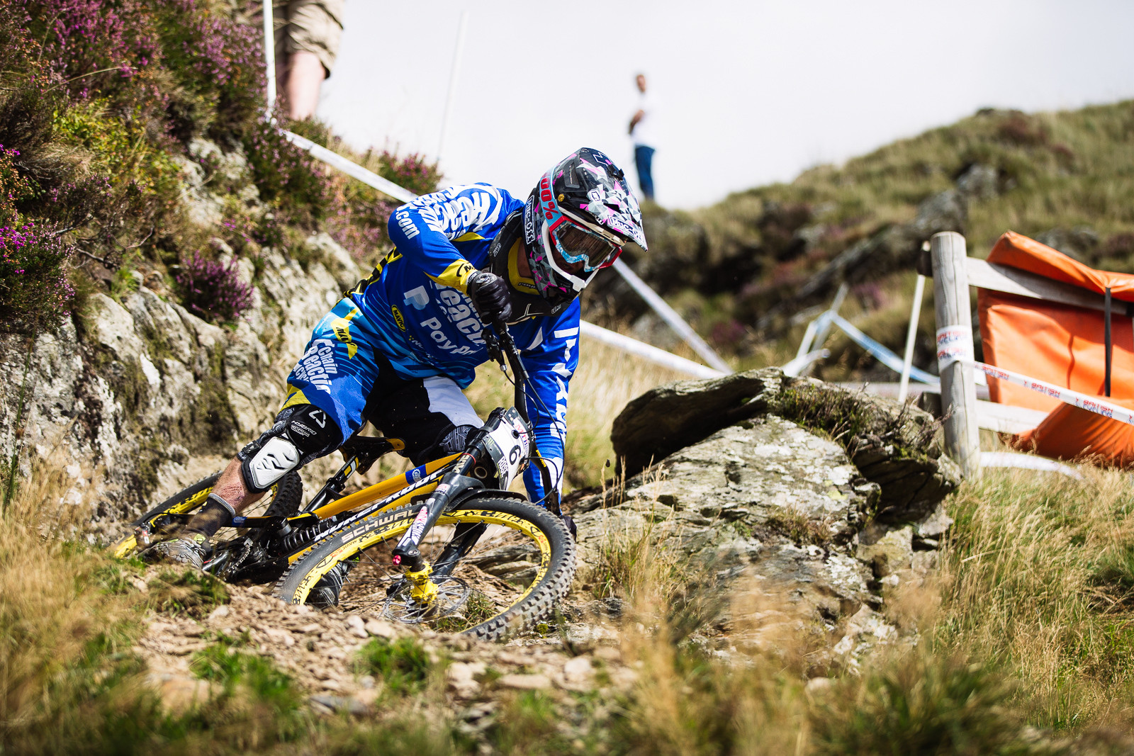 Joe Smith, 2015 British Downhill Series Finals, Antur Stiniog - 2015 British Downhill Series Finals - Mountain Biking Pictures - Vital MTB