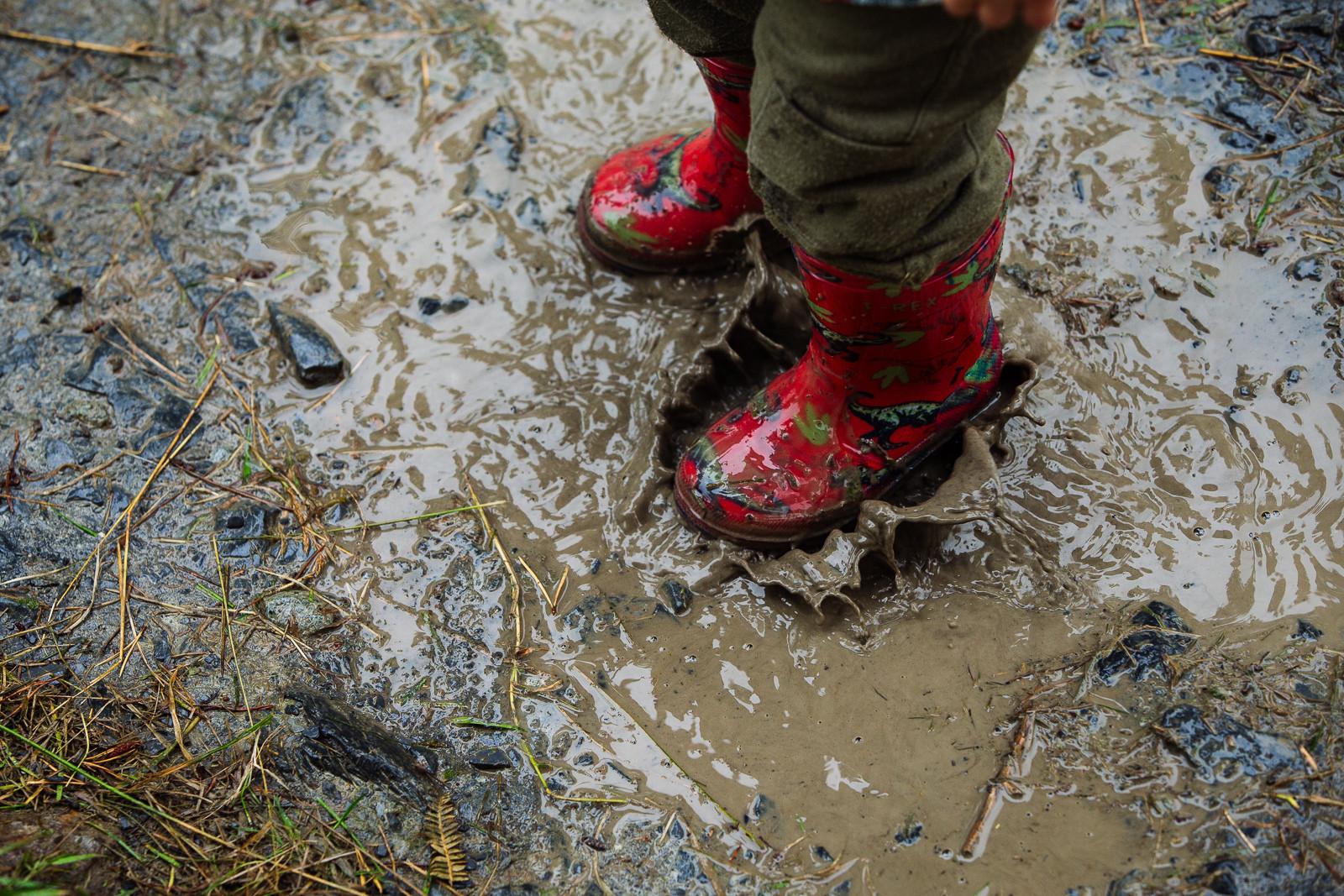 Wet Weather, 2015 British Downhill Series Finals, Antur Stiniog - 2015 British Downhill Series Finals - Mountain Biking Pictures - Vital MTB