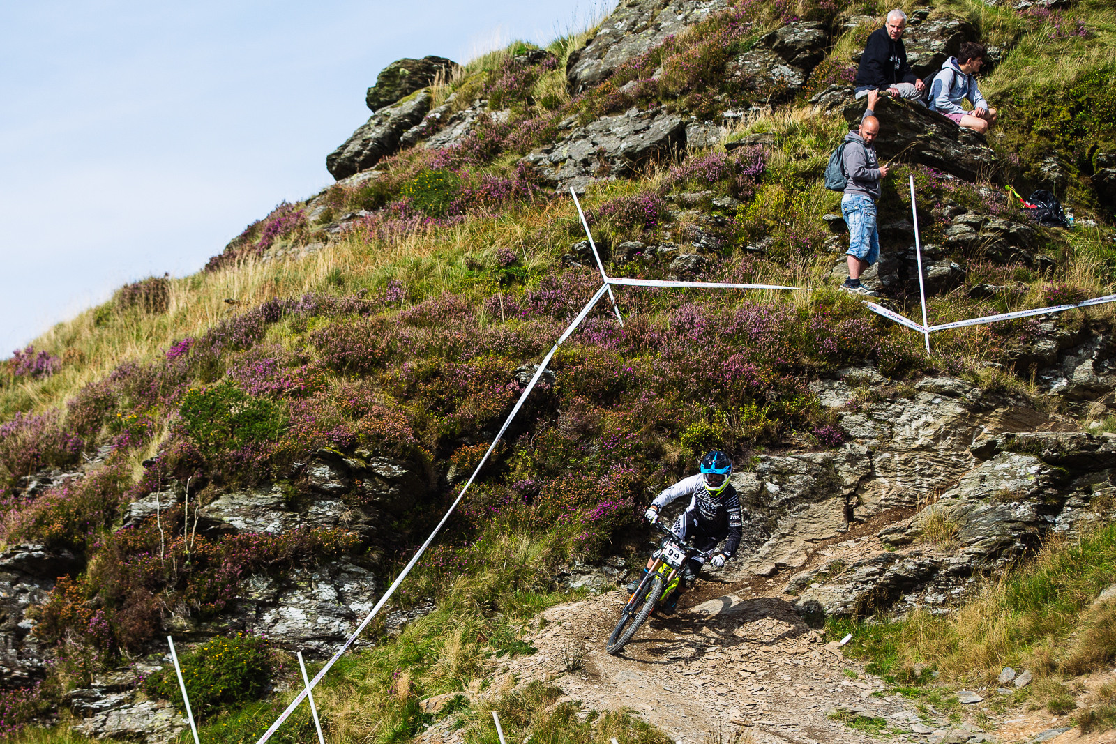 NEVER CLIP IN - 2015 British Downhill Series Finals, Antur Stiniog - 2015 British Downhill Series Finals - Mountain Biking Pictures - Vital MTB