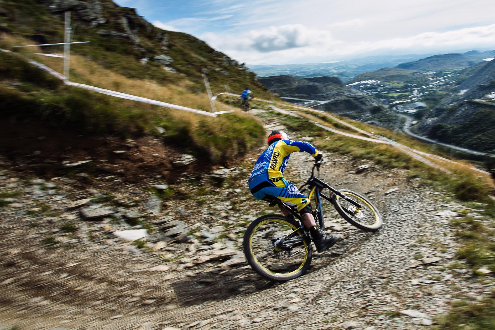 Nigel Page, 2015 British Downhill Series Finals, Antur Stiniog - 2015 British Downhill Series Finals - Mountain Biking Pictures - Vital MTB