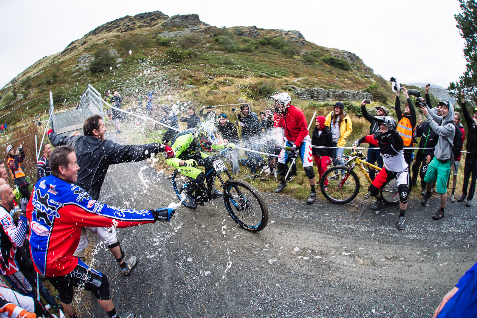 Rob Warner, 2015 British Downhill Series Finals, Antur Stiniog - 2015 British Downhill Series Finals - Mountain Biking Pictures - Vital MTB