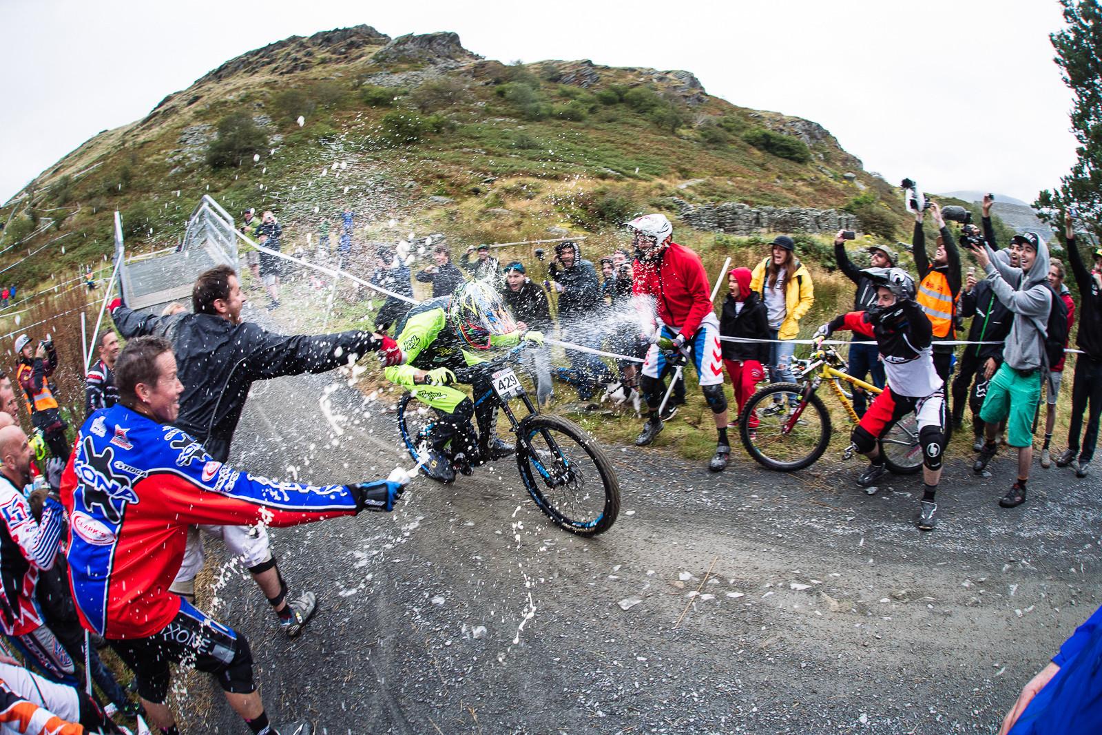 Rob Warner, 2015 British Downhill Series Finals, Antur Stiniog - 2015 British Downhill Series Finals - Mountain Biking Pictures - Vital MTB