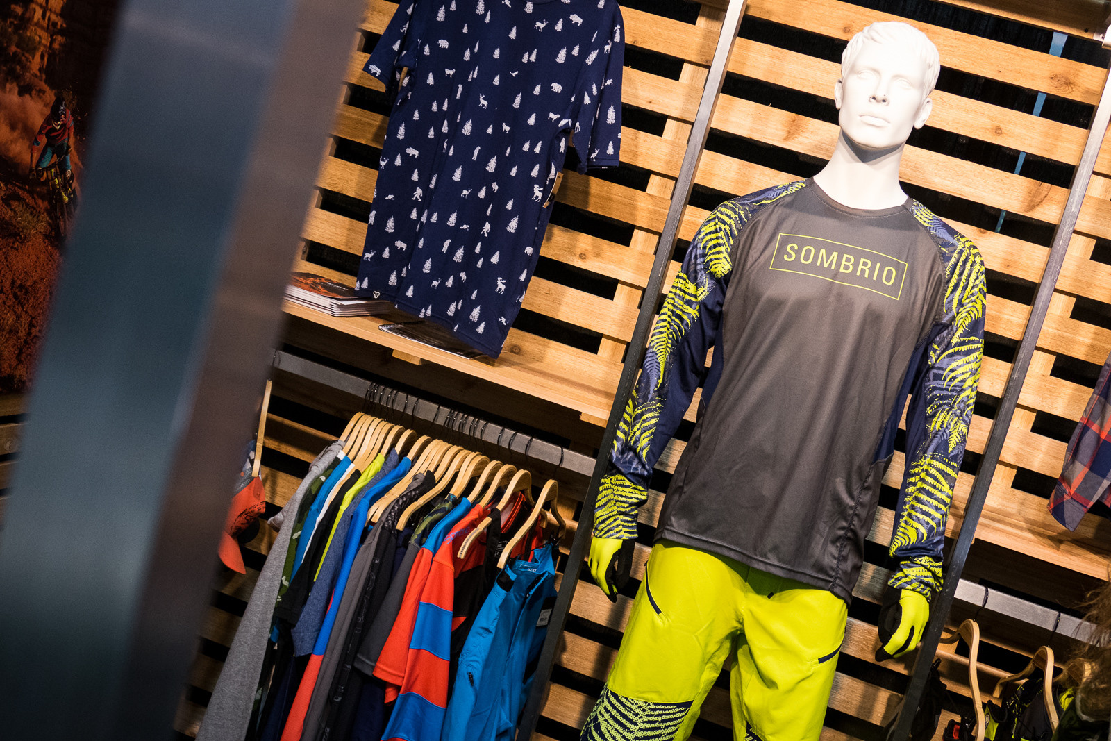 Spring 2016 Sombrio MTB Apparel - 2016 Protective Gear and Apparel at Interbike - Mountain Biking Pictures - Vital MTB