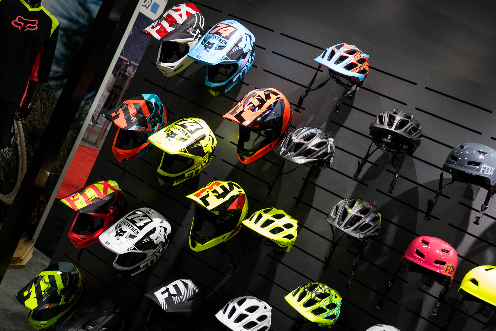 2016 Fox Racing Helmets - 2016 Protective Gear and Apparel at Interbike - Mountain Biking Pictures - Vital MTB