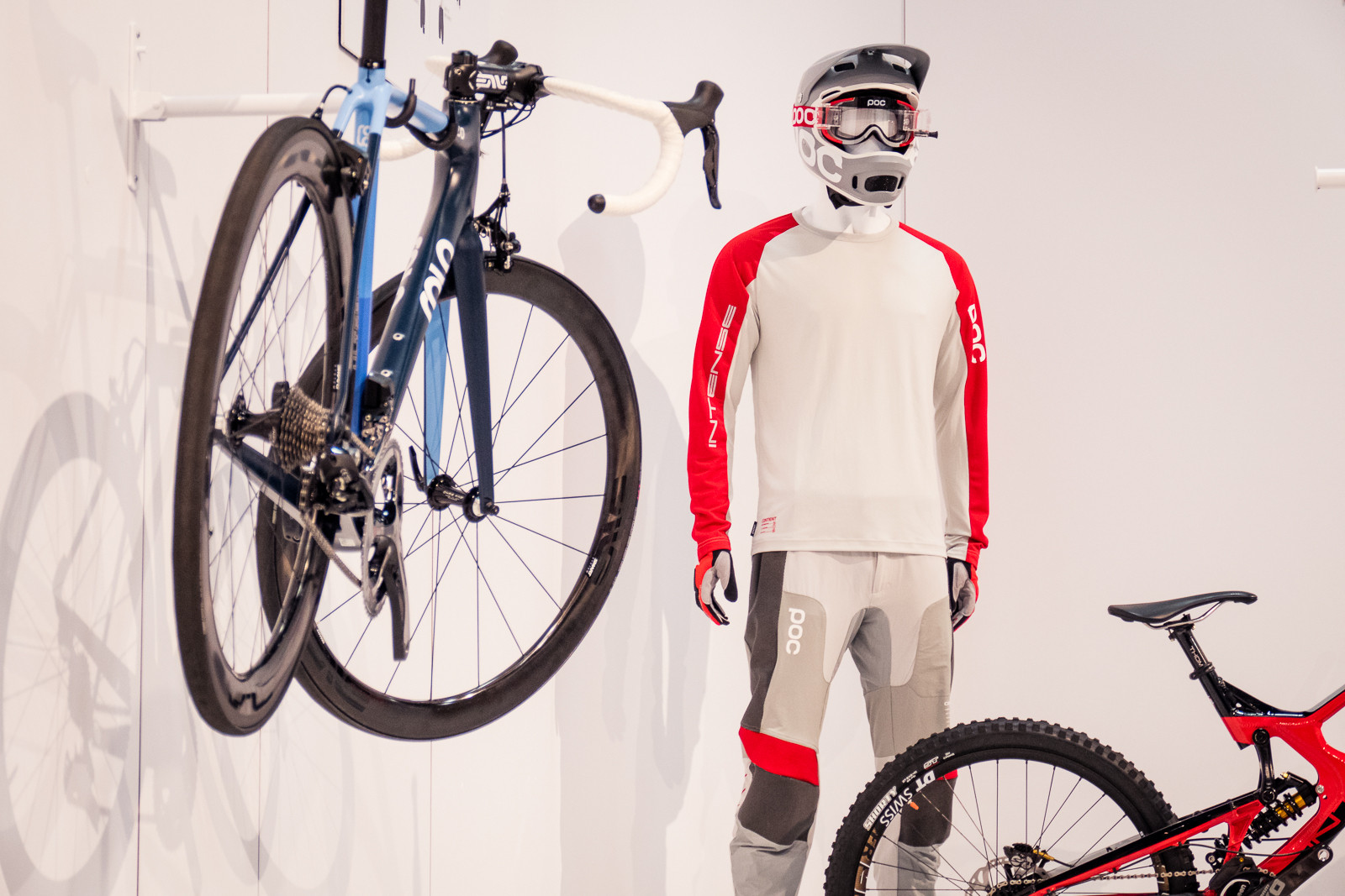 POC Resistance Apparel Line - 2016 Protective Gear and Apparel at Interbike - Mountain Biking Pictures - Vital MTB