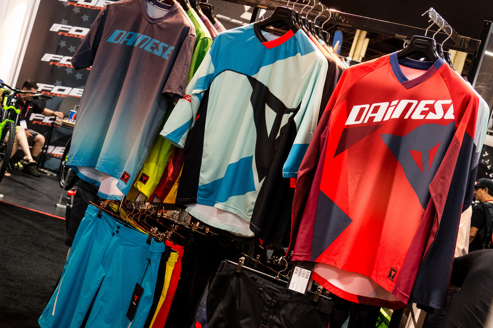2016 Dainese MTB Apparel - 2016 Protective Gear and Apparel at Interbike - Mountain Biking Pictures - Vital MTB