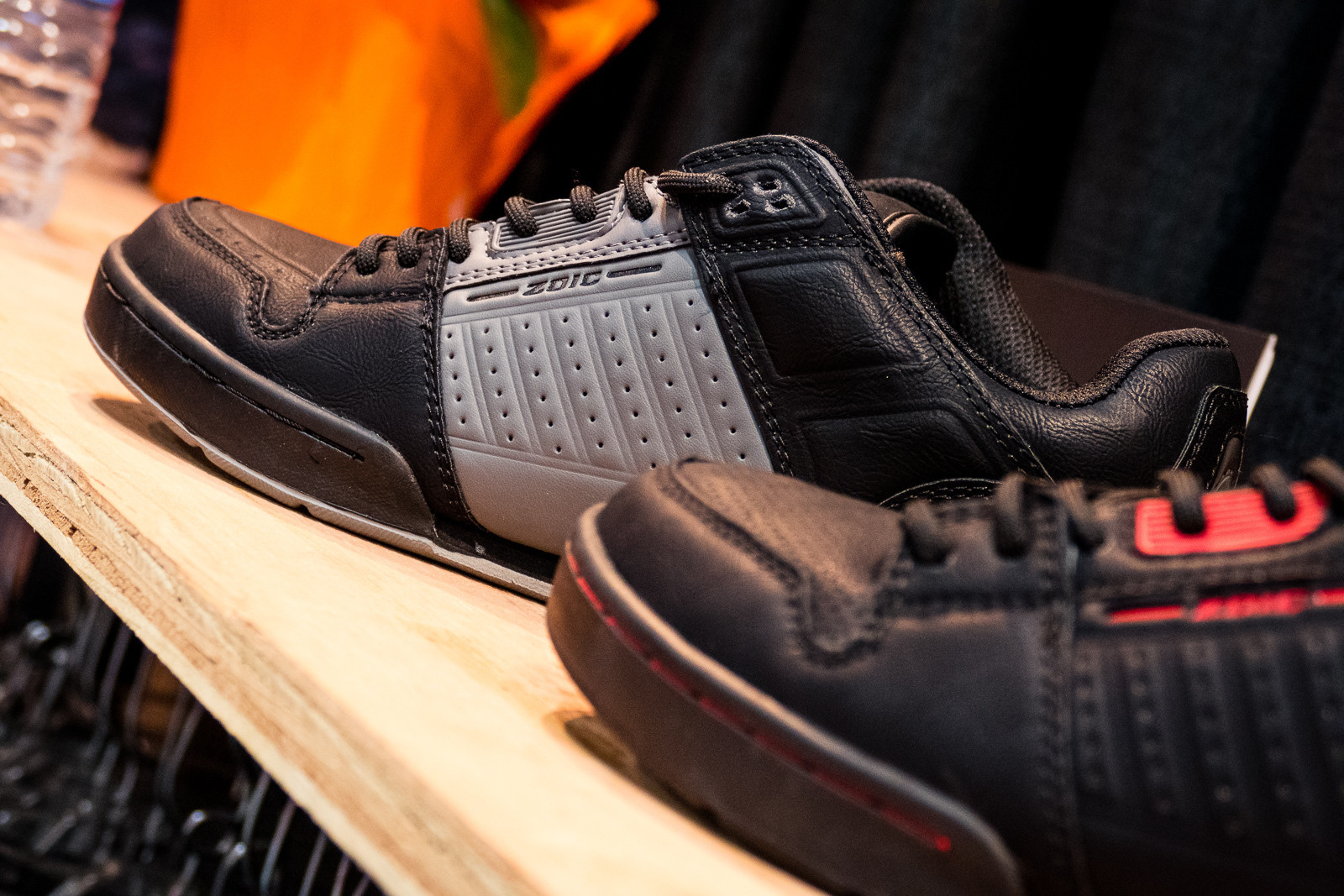 Zoic Flat Pedal Shoes - 2016 Protective Gear and Apparel at Interbike - Mountain Biking Pictures - Vital MTB