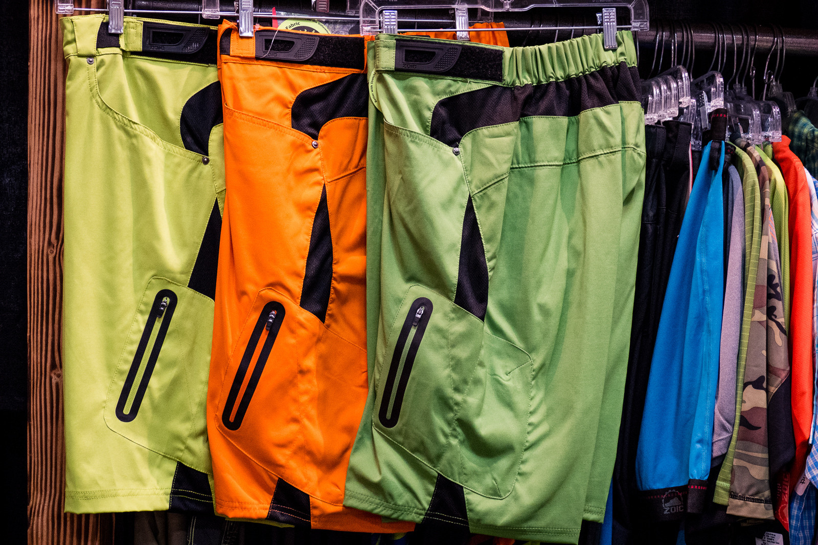 2016 Zoic MTB Apparel - 2016 Protective Gear and Apparel at Interbike - Mountain Biking Pictures - Vital MTB