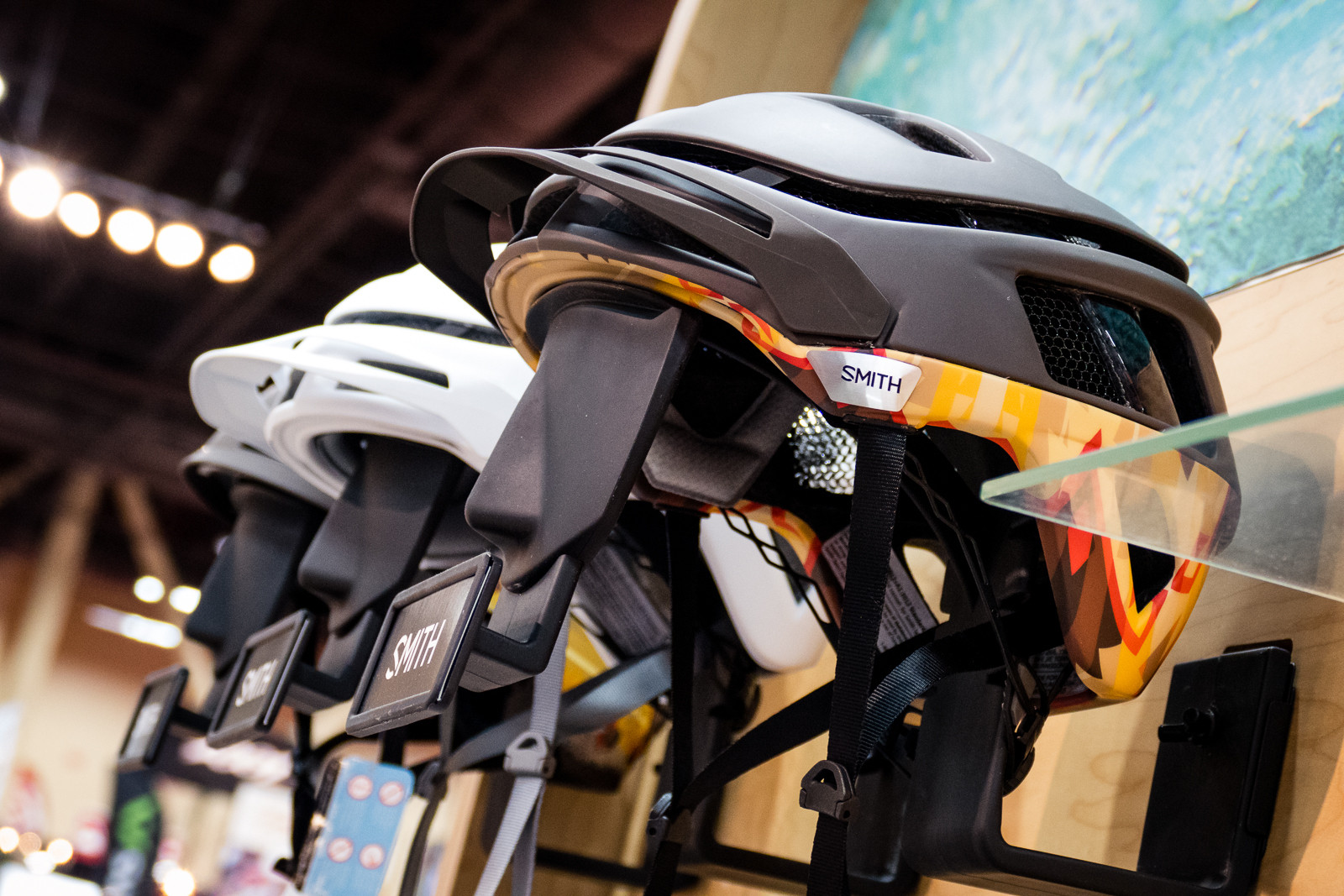 2016 Smith Forefront Colors and Camera/Light Mount Kit - 2016 Protective Gear and Apparel at Interbike - Mountain Biking Pictures - Vital MTB